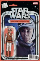 Star Wars #23 - Christopher Action Figure (Rebel Soldier) Variant Cover